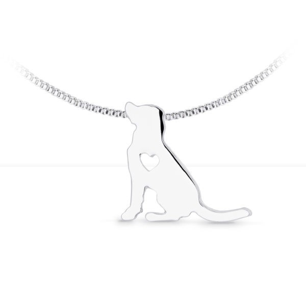 Wisiorek Labrador retriever
